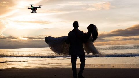 DJI Profiles – Wedding Photography