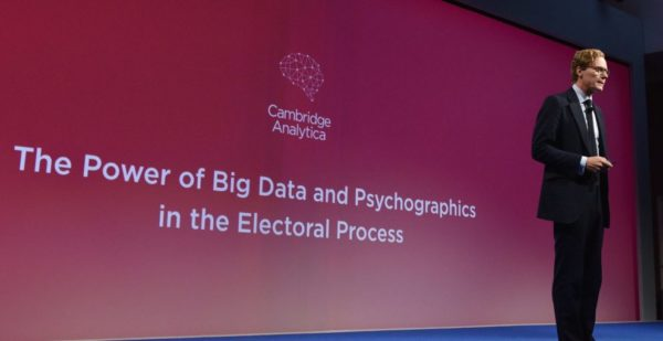 Chi è Cambridge Analytica – parte 1