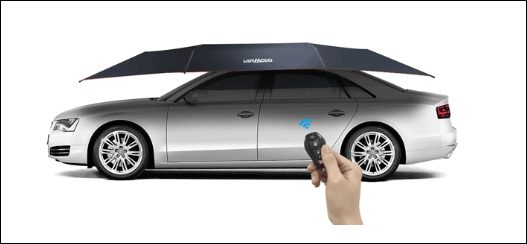 Lanmodo : Automatic Car Tent